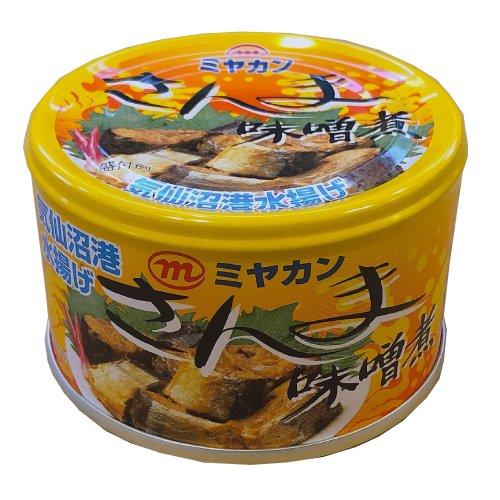 ミヤカン さんま味噌煮