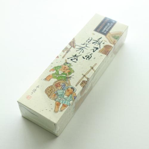 秋刀魚昆布巻