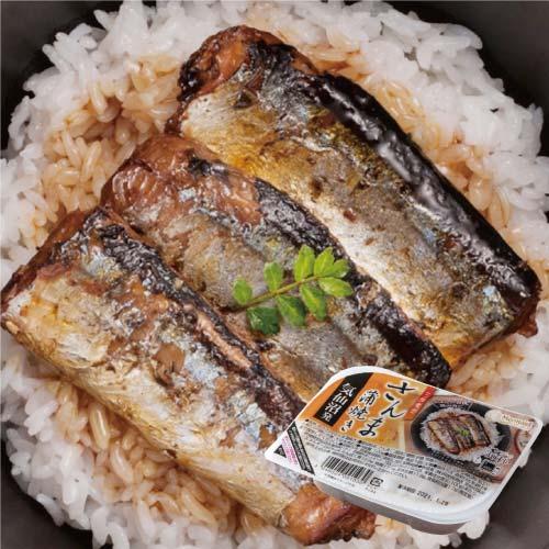 三陸食堂 さんま蒲焼
