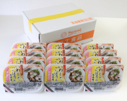 【SK-M-248】箱売り!三陸食堂 いわしとごぼうの生姜煮(120g×12パック入) 送料無料