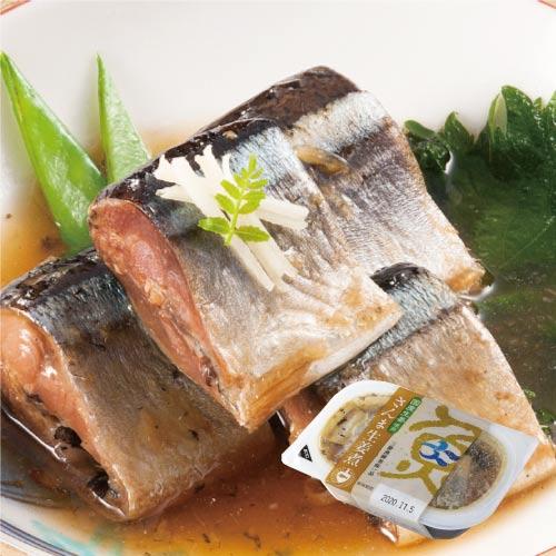 三陸漁師 さんま生姜煮