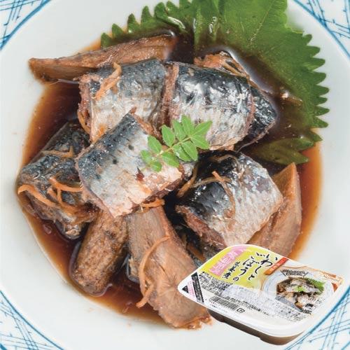 三陸食堂 いわしとごぼうの生姜煮
