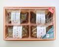 【こだわりの逸品!】 三陸海彩 和風煮魚詰合せ(4種各1)