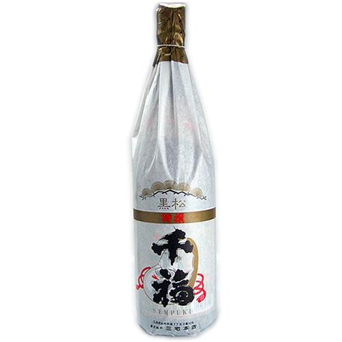 千福 黒松 1800ML