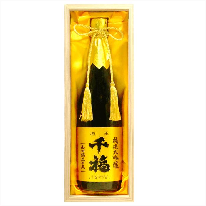 千福(せんぷく) 「山田錦 純米大吟醸35」 720ml