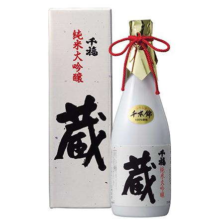 千福 蔵 純米大吟醸 720Ml
