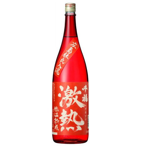 千福 激熱 本醸造 1800ML