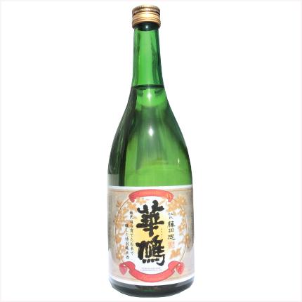 華鳩 杜氏自ら育てた米で醸した特別純米 720ML