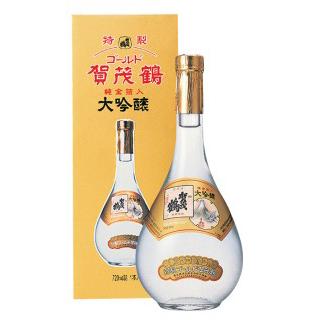 賀茂鶴 大吟醸 ゴールドカモツル 720ML