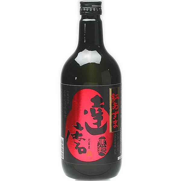 一代 達磨(だるま)黒麹 紅あずま720ml
