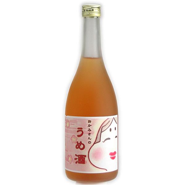 旭鳳 おかみさんのうめ酒 720ml