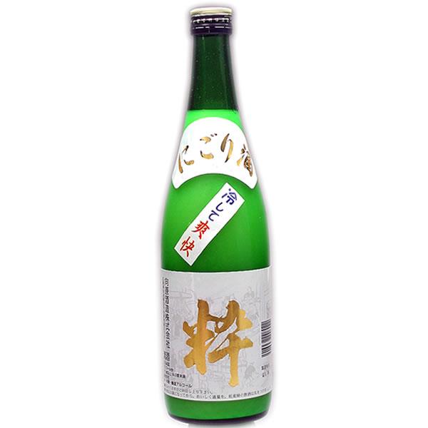 向井櫻  にごり酒 粋 720ml
