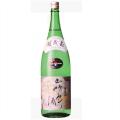 賀茂泉(かもいずみ)  純米吟醸 「山吹色の酒」1800ml
