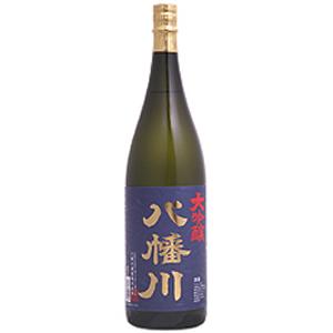 八幡川大吟醸1800ml