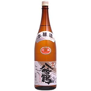 八幡川 八幡鶴