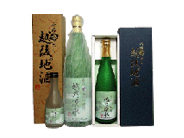 特撰吟醸酒 越乃溪水 1.8L