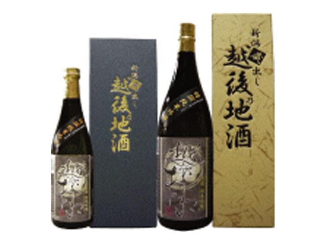 特撰純米吟醸酒 越乃あじわい 1.8L
