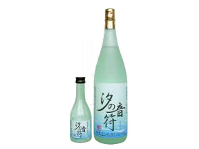 オリジナルラベル 瓶ラベル 純米生原酒 越乃淡彩 300ml 18本