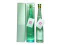 オリジナルラベル スリム瓶 紙箱カートン入り 純米酒 375ml 24本 (あさぎ・透明)