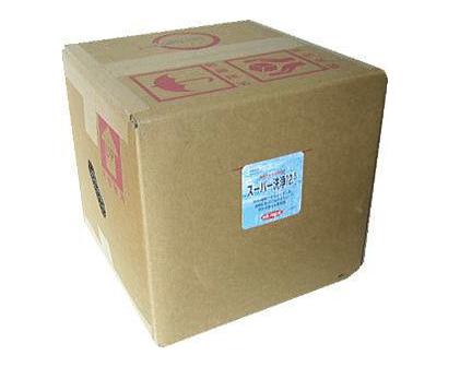 超お得!スーパー洗浄12.5 18Lパック    KBKT0631S72007X18L