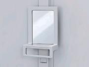 鏡  (フラット・凸型扉兼用/1〜4人用)  Z05001X G231