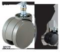ナイロンキャスター 車輪直径60mm <ネット限定・お得!5個セット> G93380XSET5