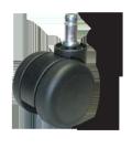 VC5チェア用ウレタンキャスター(ブラック色)  G95552X
