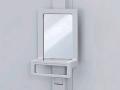 鏡 (フラット・凸型扉兼用)  Z05001X G231