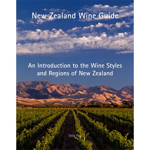 【ニュージーランドワインガイド/英語】 NewZealand Wine Guide ※ in English