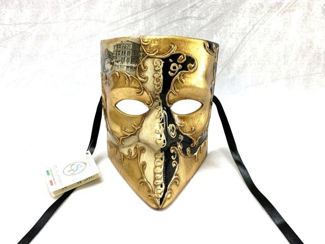 イタリアンカーニバルマスク バウータ