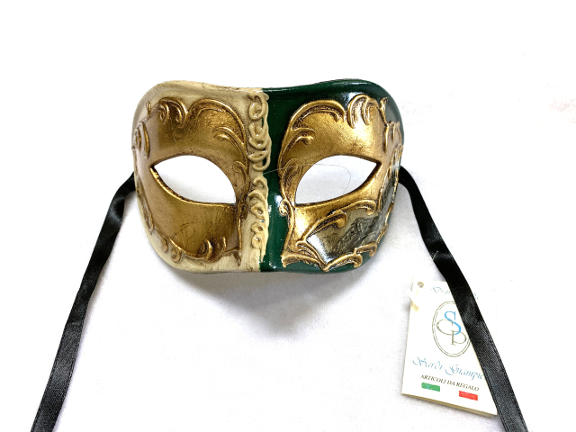 イタリアンカーニバルマスク コロンビーナ