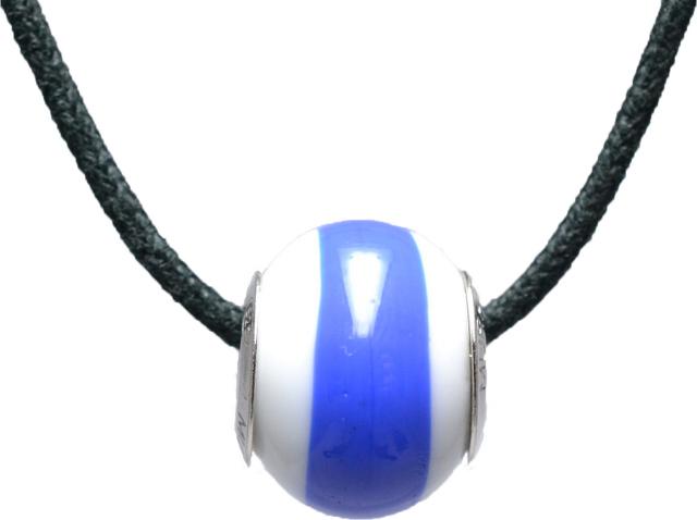 バレンティナビーズ&925シルバー フィンランドカラー ネックレス付き