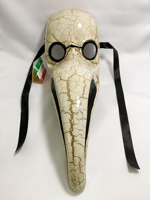 イタリアンカーニバルマスク ペスト医師 カレ Lサイズ