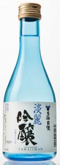 石川酒造 多満自慢「淡麗吟醸」300ml