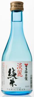 石川酒造 多満自慢「淡麗純米」300ml