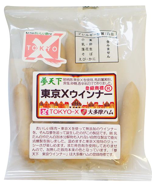 夢天下東京Xウインナー 100g