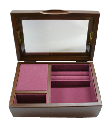イージーオーダー18N 木製宝石箱(2)【標準メカ】