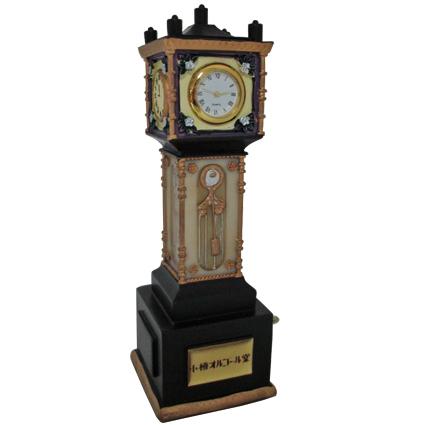蒸気時計オルゴール
