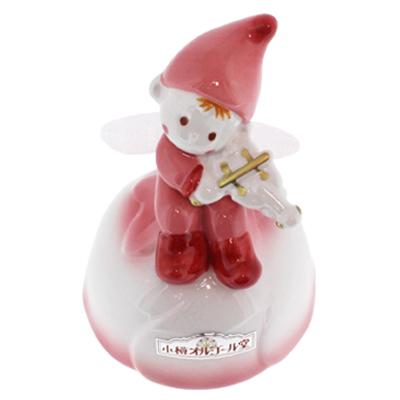 AA637 妖精オルゴール【ピンク】