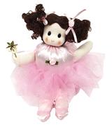 GA-162A 人形オルゴール  ローズバレリーナ【ピンク】