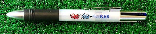 3色ボールペン KEK