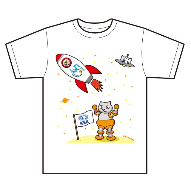 Tシャツ KEK 50周年