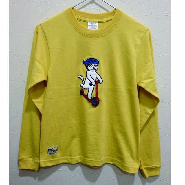 ロングスリーブTシャツ キックボード