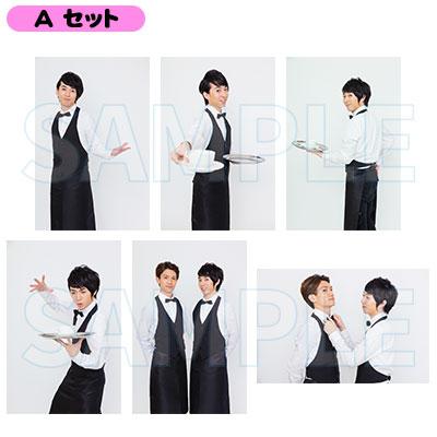 くまがみ珈琲店~プレミアムブレンド~ ブロマイドセット A set