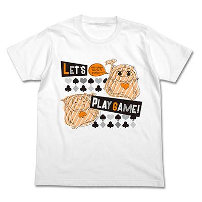 音T「干物妹うまるちゃんR  妹Sの だらだラジオ」GAME Tシャツ