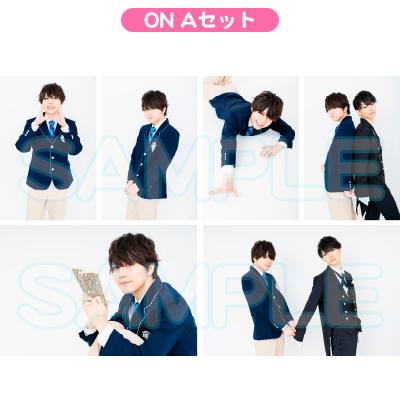 汐谷・浦尾の変身☆男子 ブロマイドセット