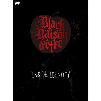 ミュージックビデオDVD「INSIDE IDENTITY」