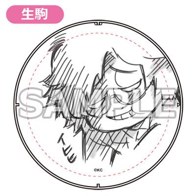 「カバネリツアーズ」缶バッチセット