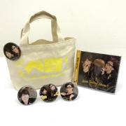 「羽多野渉・佐藤拓也のScat Babys Show!!」トークをダミーヘッドで公式録音CDトートバッグ缶バッチセット