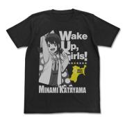 音T「Wake Up, Girls!のがんばっぺレディオ!」Tシャツ(音mart版) 片山実波
